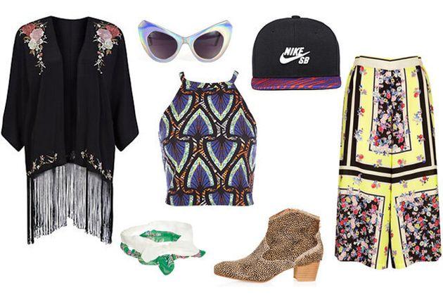 Festival Fashion 2014: Shop Your Entire
