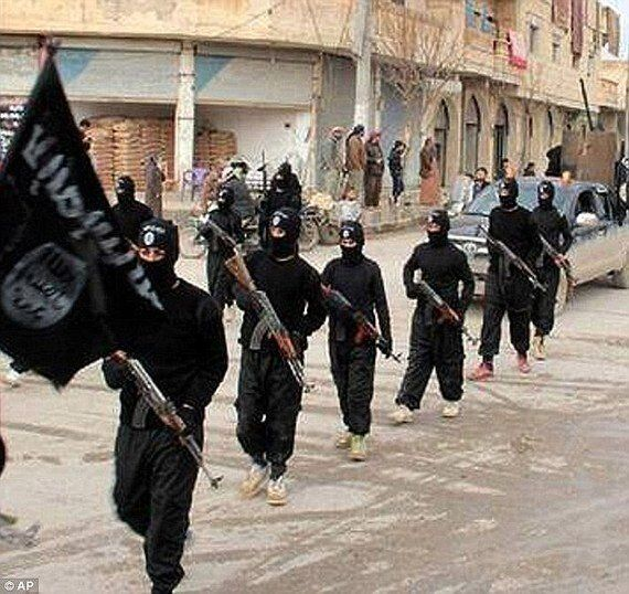 Islamic State, Sex Jihad and Sexual
