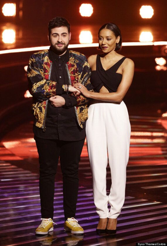 'X Factor' Final Thrown Into Chaos After Mel B Is Struck Down With 'Mystery