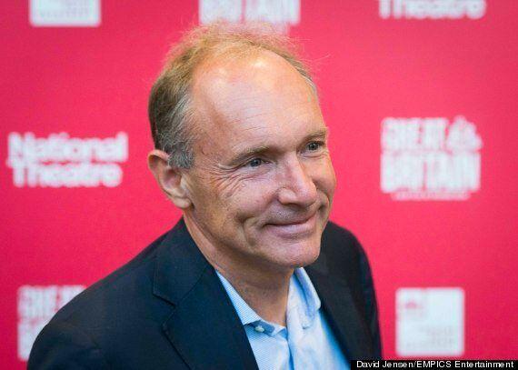 Sir Tim Berners-Lee: Web Access Is A 'Basic Human