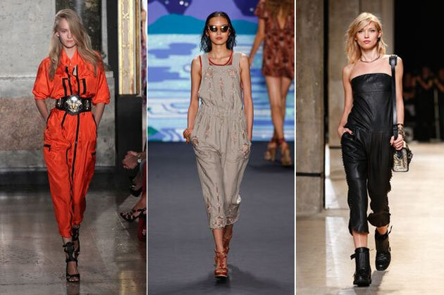 Jumpsuits: The Dressy Alternative To The Dress   HuffPost UK