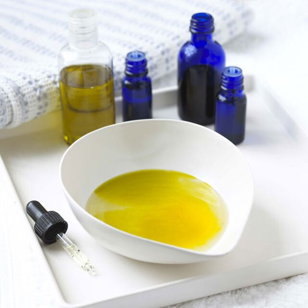 DIY Beauty: How To Make A Soothing Body Oil With Lavender