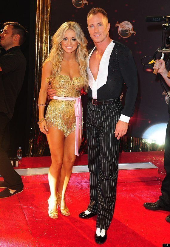 Ola Jordan Suffers 'Career-Changing' Injuries In Practice For 'The Jump', Will Miss 'Strictly Come Dancing'