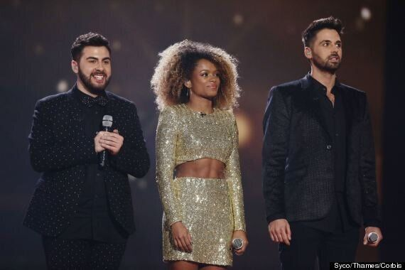 'X Factor' Final: Fleur East And Ben Haenow To Battle It Out In Sunday Night's Grand Final After Andrea...
