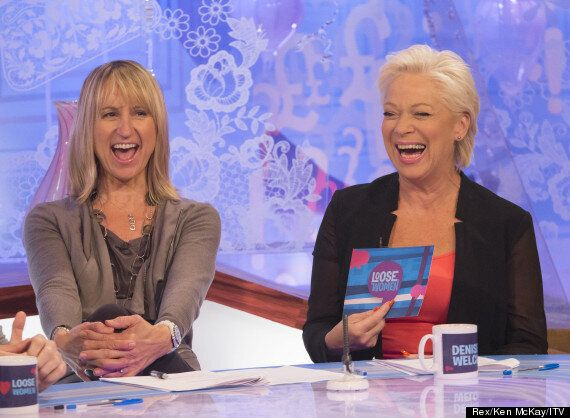 Former 'Loose Women' Panelists Denise Welch, Carol McGiffin And Lisa Maxwell Team Up For 2015 UK