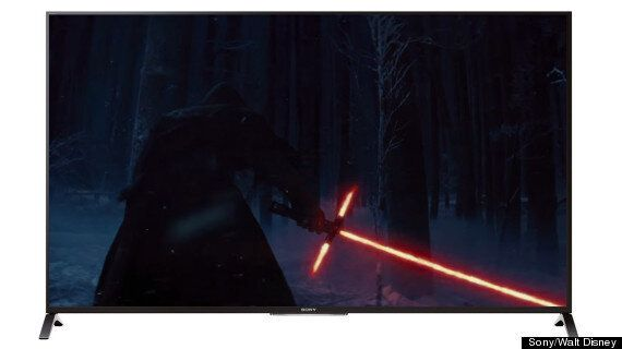 Sony X85 55-inch 4KTV Review: Why Should You Buy This TV? Watch The Star Wars