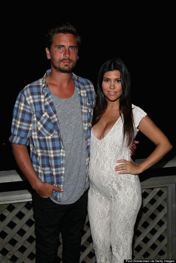 Kourtney Kardashian Gives Birth To Baby Boy, Reality Star Welcomes New Arrival On Eldest Son Mason's