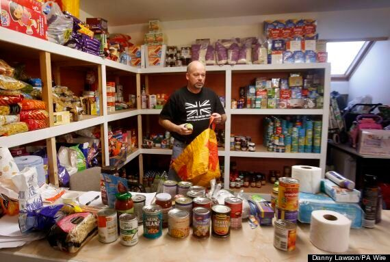 Iain Duncan Smith Claims Food Bank Use Is 'Tiny' Despite 900,000 Users In The Last