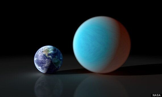 'Super Earth' Orbiting Sun-Like Star Detected By Ground-Based Telescope For The First