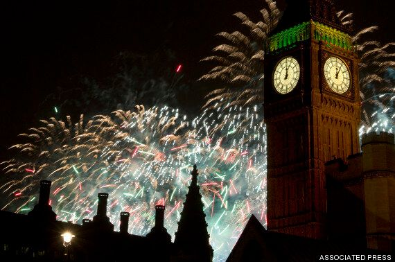 London New Year's Eve: Fireworks, Travel & Other