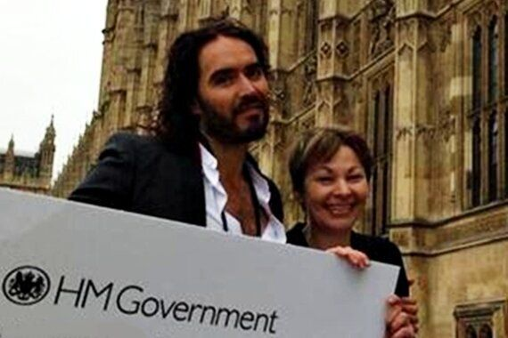 The Party Russell Brand's Looking for Already Exists - He Just Needs to