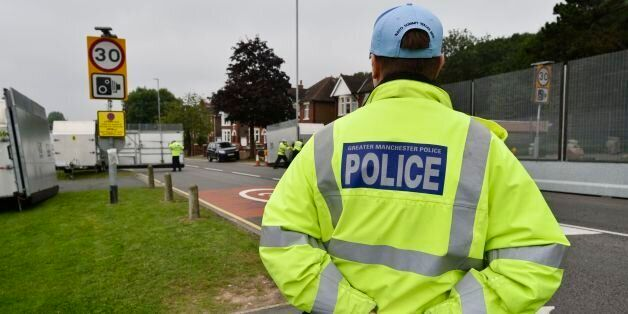 Police say three girls and two women have been