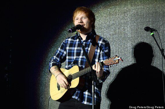 Ed Sheeran, Taylor Swift And Sam Smith Confirmed To Perform At Brit Awards