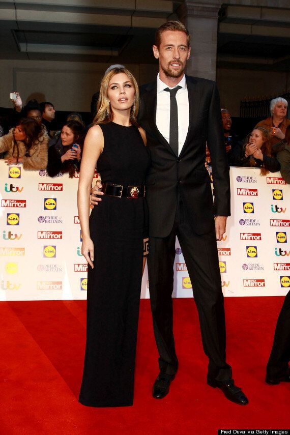 Abbey Clancy Pregnant: Model Reveals On Twitter She's Expecting Second Baby With Husband Peter