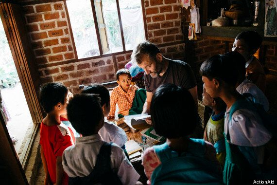 How You Can Give a Child Affected by Extreme Poverty or Conflict a