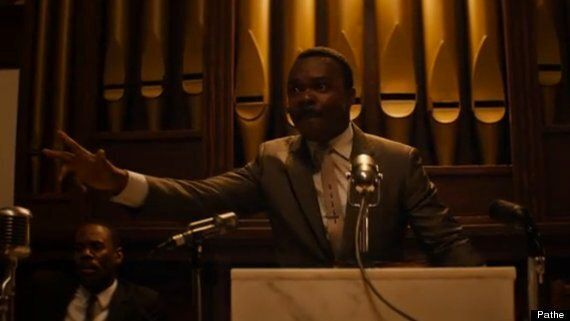 David Oyelowo Golden Globe-Nominated As Martin Luther King In Our Exclusive Clip Of