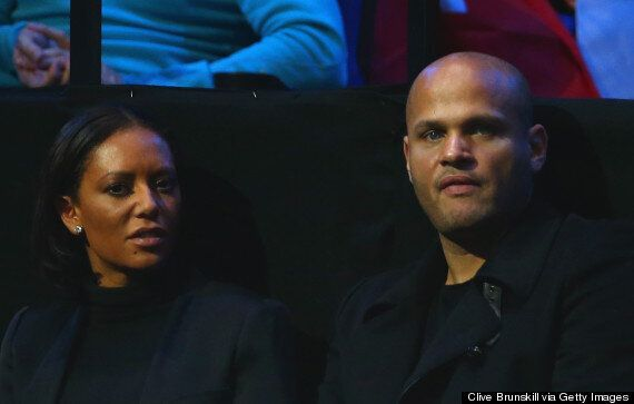 Mel B's Husband Stephen Belafonte 'Flies Home To LA As X Factor Judge Goes Into