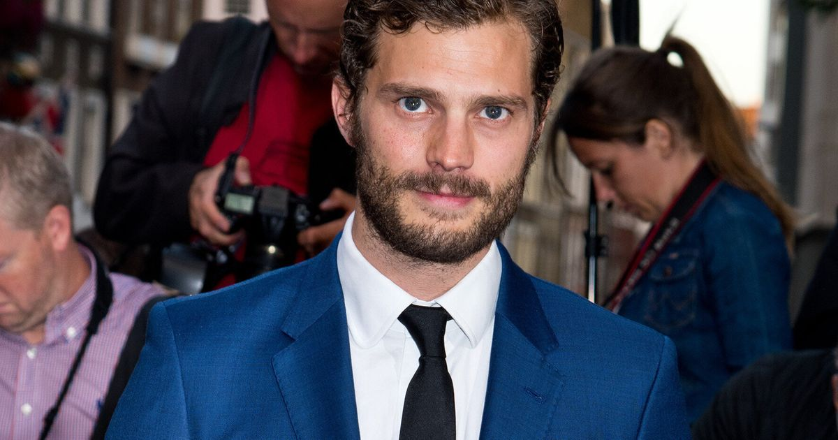 'Fifty Shades Of Grey' Actor Jamie Dornan Visited A Sex ...