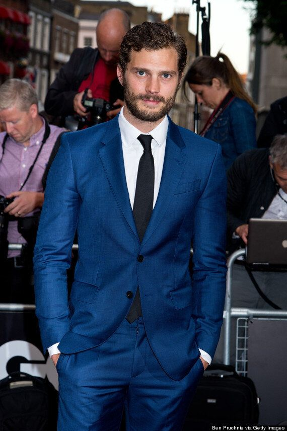 'Fifty Shades Of Grey' Actor Jamie Dornan Visited A Sex Dungeon To Help Research Christian Grey