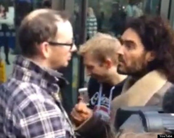 Russell Brand Described As 'Puerile, Prancing Millionaire' By RBS