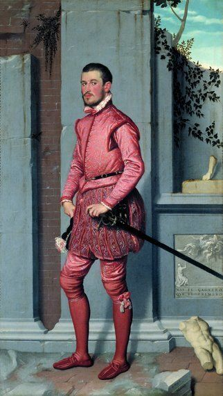 Exhibition: Giovanni Battista Moroni, Royal Academy of
