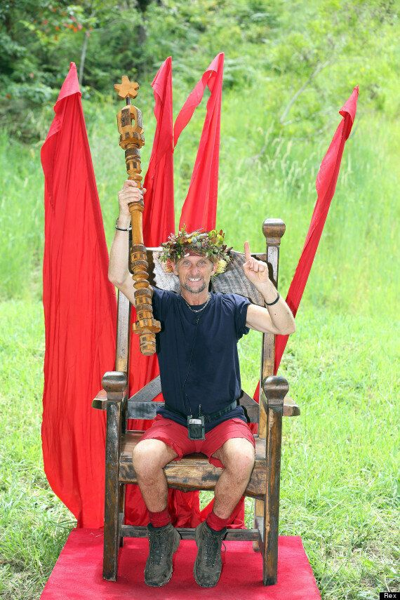 Carl Fogarty 'Offered Own TV Series' After 'I'm A Celebrity'