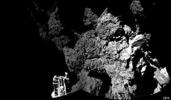 Rosetta's Philae Comet Lander 'May Be About To Wake