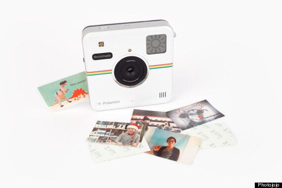 Polaroid's 'Instagram' Inspired Camera Is Taking The Web By
