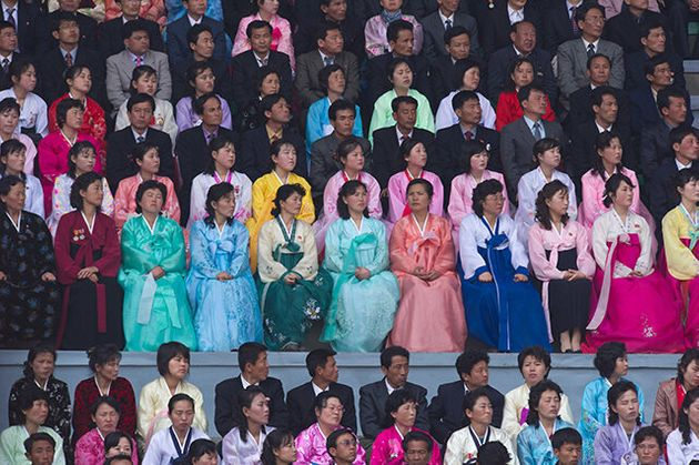 North Korea Even Has Rules On Fashion: Here's What You're Allowed To