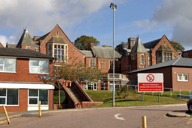 St. Cross Hospital, Rugby, Warwickshire, England, UK