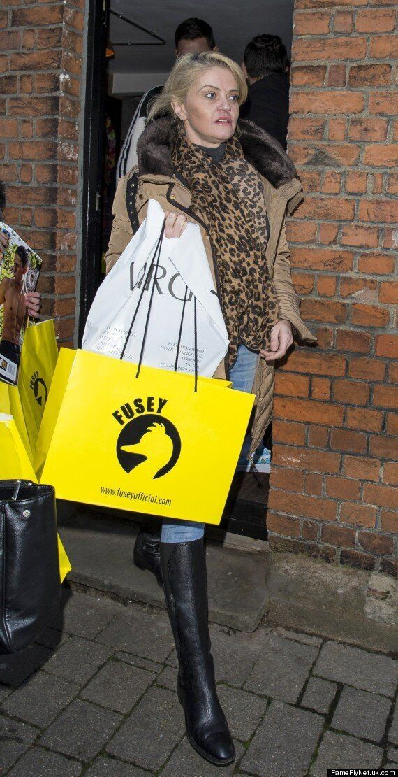 Homeless Daniella Westbrook Hits Back At 'Spending Spree' Claims, After Being Photographed With Shopping...