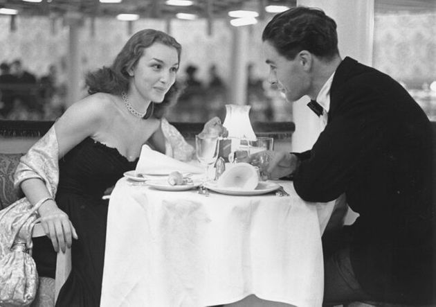 Dinner Dating Etiquette According To A 1950s Issue Of Woman's