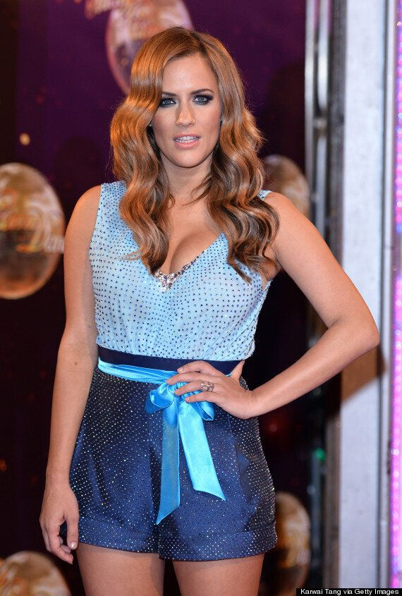 'Strictly Come Dancing' Final: 'Emotional' Caroline Flack Prepares For Her Last Dance As Tess Daly Gives...
