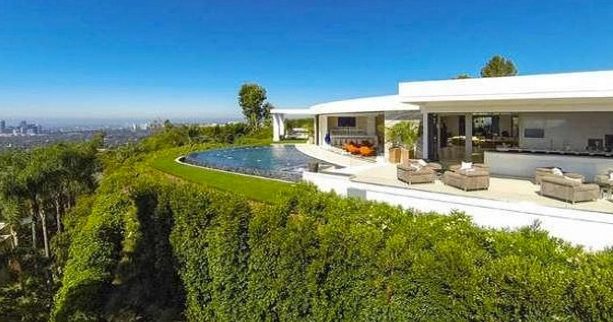 Minecraft Creator Markus Notch Persson Has The Dream House Huffpost Uk