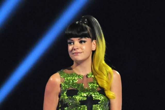 Lily Allen leading double life to balance daughters and career