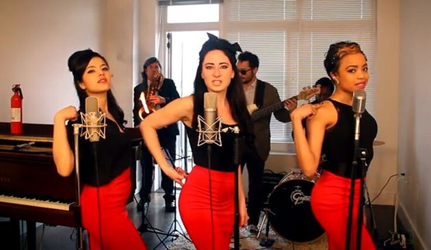 This 1960s Girl Group Sing Ellie Goulding's 'Burn': The Best Cover You'll Hear