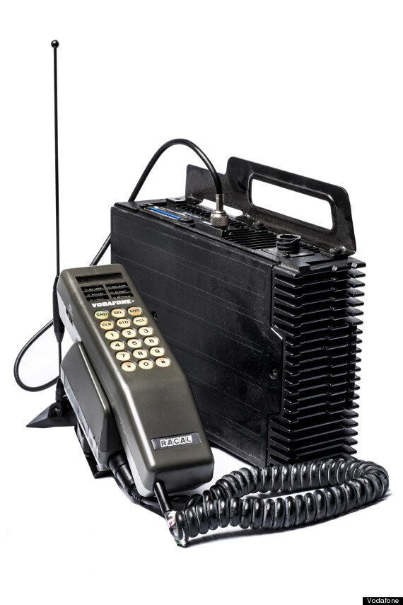 UK's First Mobile Phone Was Sold 30 Years Ago By This Jammy Vodafone