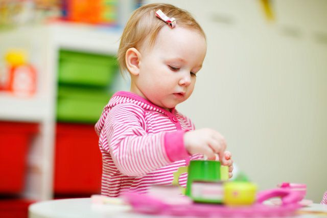 To Cope When Your Child Starts Nursery