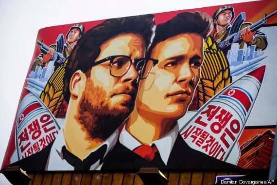 FBI Accuse North Korea Of Sony Hack Which Saw The Interview