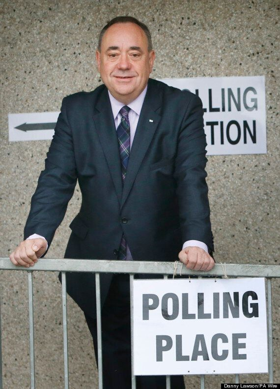 Alex Salmond Says 'Yes' Could Win Second Scottish Independence