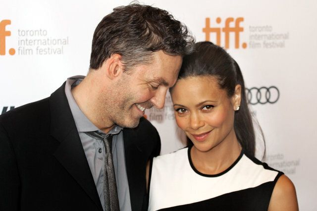 Thandie Newton welcomes baby boy 'born joyously at home'