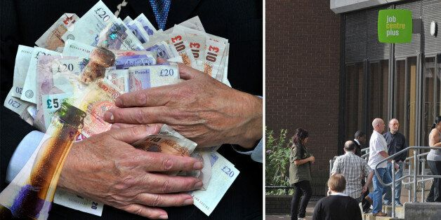 City Expecting Big Bonuses As TUC Finds Many Will Spend Second Christmas On The