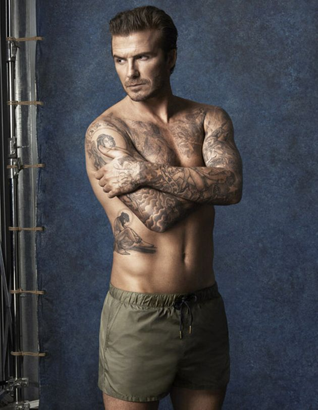 Warm Beckham David Gallery Nude Photo HD