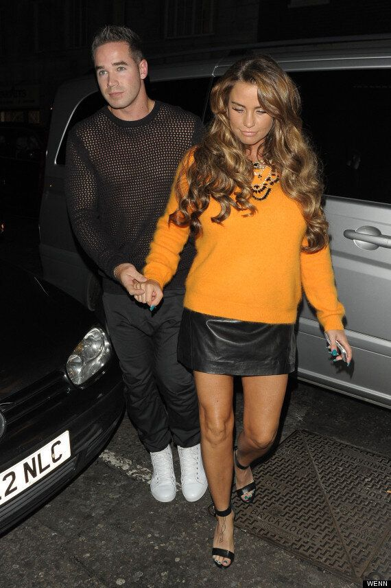 Katie Price: 'I Love Kieran But I Won't Forgive Him For Having An Affair And I Won't