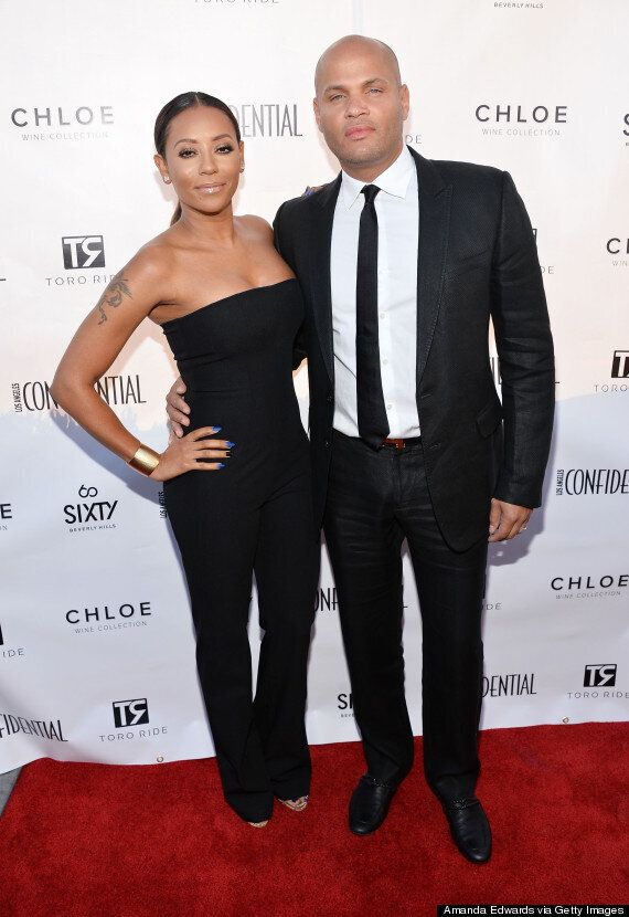 Mel B 'Discussing Divorce' From Husband Stephen Belafonte Following Marriage