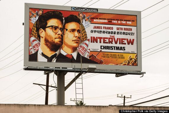 'The Interview' Has A Perfect Score On IMDB Despite The Fact Nobody Has Seen