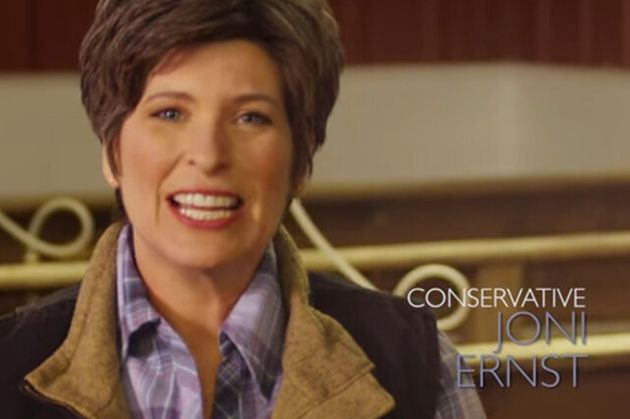 Joni Ernst's Political Campaign Video Is The Only One You'll Ever Need To