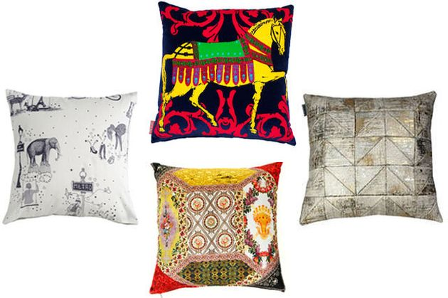 Cushions: 10 Styles To Brighten Your