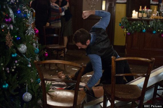 'EastEnders' Christmas Day Episode Review: Mick Carter Stunned By Shirley's 'He's Your Brother'