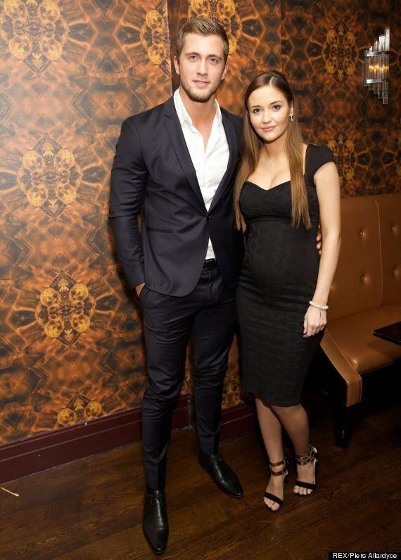 Dan Osborne's Ex Megan Tomlin Targets Pregnant 'EastEnders' Star Jacqueline Jossa With Online
